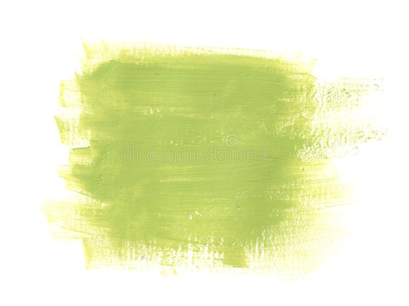 Αφηρημένο υπόβαθρο με τα ακρυλικά χρώματα ελεύθερη απεικόνιση δικαιώματος