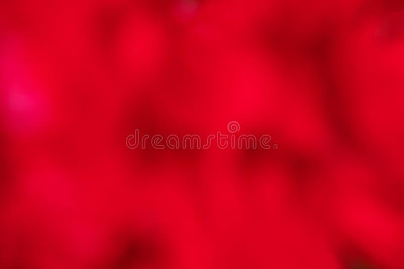 Αφηρημένο υπόβαθρο: ονειροπόλο όμορφο κόκκινο θερινών ζωηρόχρωμο τόνων στοκ φωτογραφίες με δικαίωμα ελεύθερης χρήσης