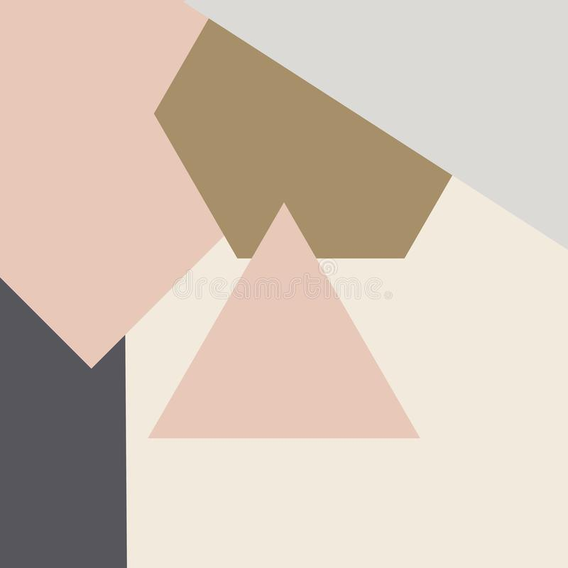 Αφηρημένο υπόβαθρο, πρότυπο, καλλιτεχνικό σχέδιο καλύψεων, ζωηρόχρωμη σύσταση ελεύθερη απεικόνιση δικαιώματος