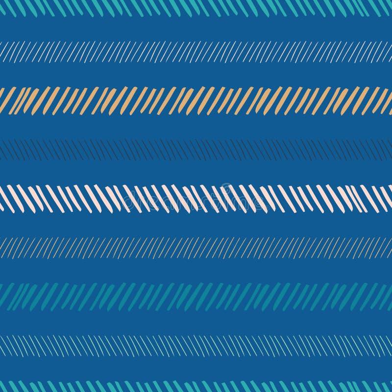 Αφηρημένο υπόβαθρο σχεδίων λωρίδων άνευ ραφής ελεύθερη απεικόνιση δικαιώματος