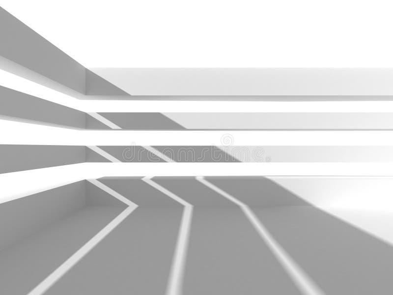 Αφηρημένο υπόβαθρο σύγχρονου σχεδίου αρχιτεκτονικής απεικόνιση αποθεμάτων