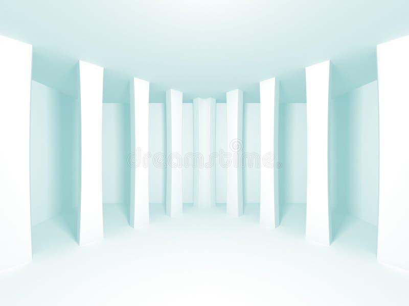 Αφηρημένο υπόβαθρο σύγχρονου σχεδίου αρχιτεκτονικής διανυσματική απεικόνιση