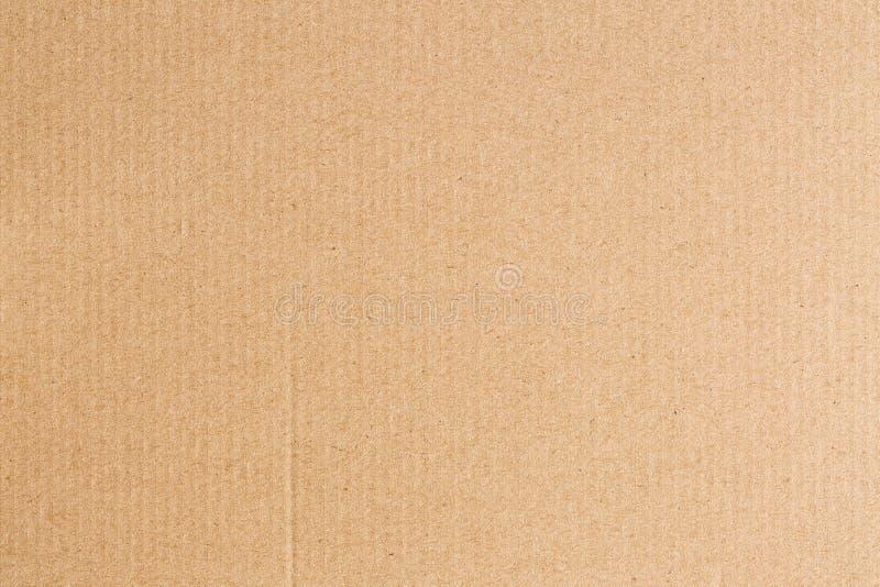 Αφηρημένο υπόβαθρο σύστασης φύλλων κιβωτίων καφετιού εγγράφου στοκ φωτογραφία