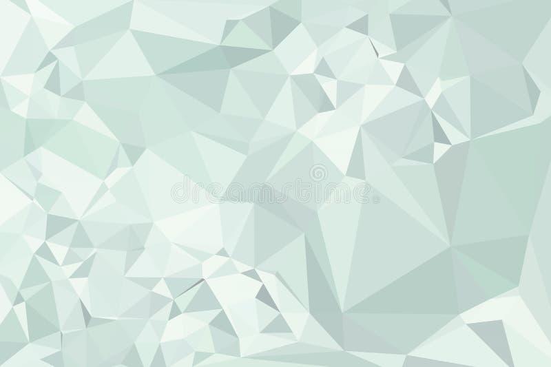 Αφηρημένο υπόβαθρο τριγώνων σχεδίων γεωμετρικό γραφικός διανυσματική απεικόνιση