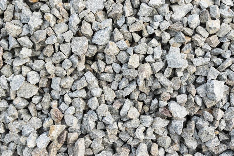 Αφηρημένο υπόβαθρο των πετρών αμμοχάλικου στοκ εικόνα με δικαίωμα ελεύθερης χρήσης