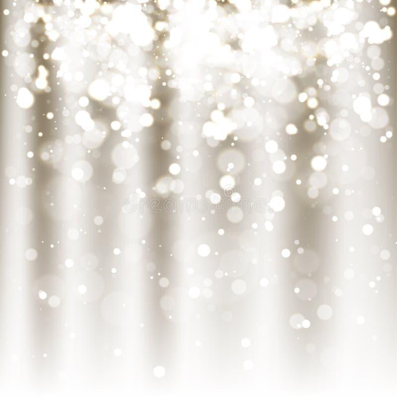Αφηρημένο υπόβαθρο Χριστουγέννων απεικόνιση αποθεμάτων