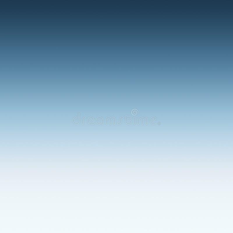 Αφηρημένο υπόβαθρο Ombre χειμερινής κλίσης διανυσματική απεικόνιση