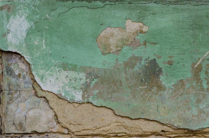Αφηρημένο υπόβαθρο - shabby shabby ασβεστοκονίαμα στον τοίχο, που θολώνεται  στοκ φωτογραφίες με δικαίωμα ελεύθερης χρήσης