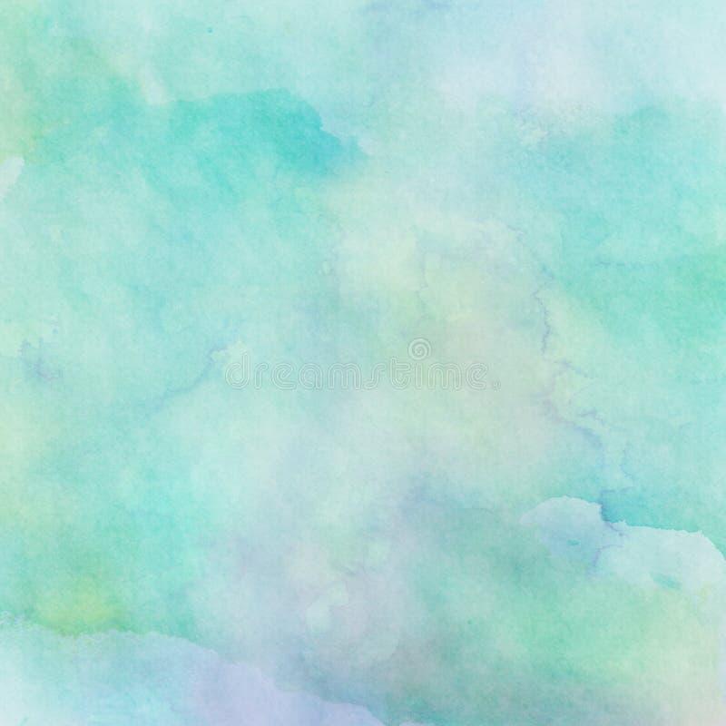 Αφηρημένο υπόβαθρο watercolor στοκ φωτογραφία με δικαίωμα ελεύθερης χρήσης