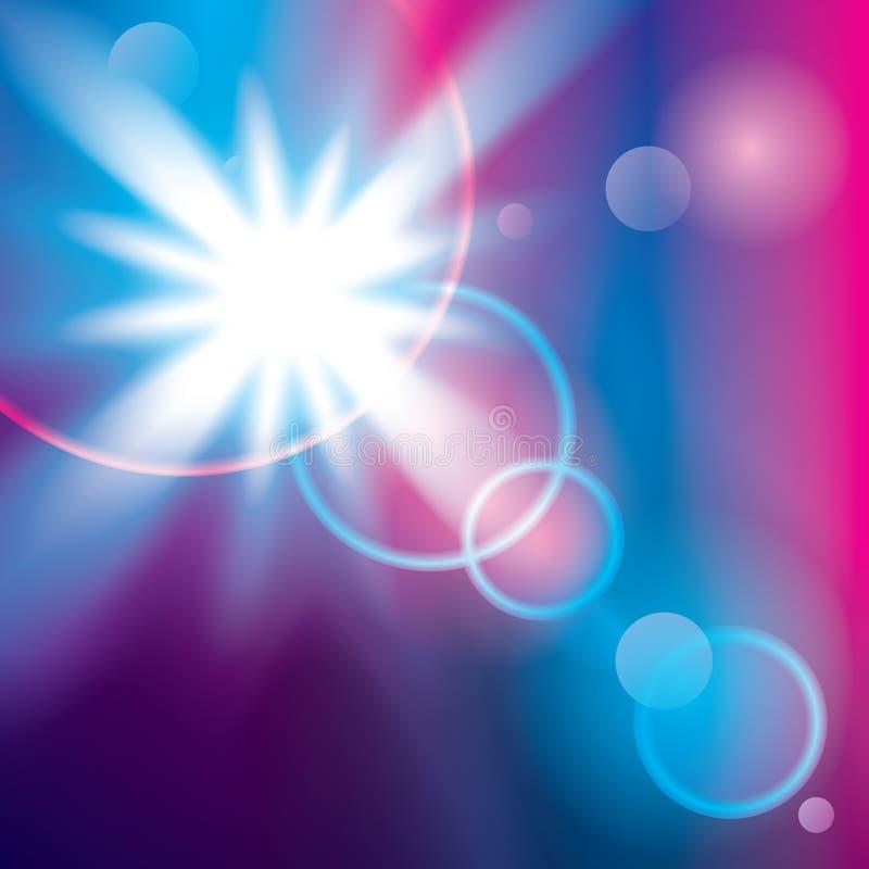 αφηρημένο φως ανασκόπησης ελεύθερη απεικόνιση δικαιώματος