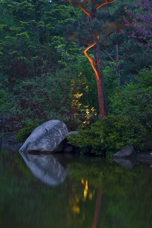 Download αφηρημένο φως στοκ εικόνα. εικόνα από λίμνη, αυγή, ειρηνικός - 22795341