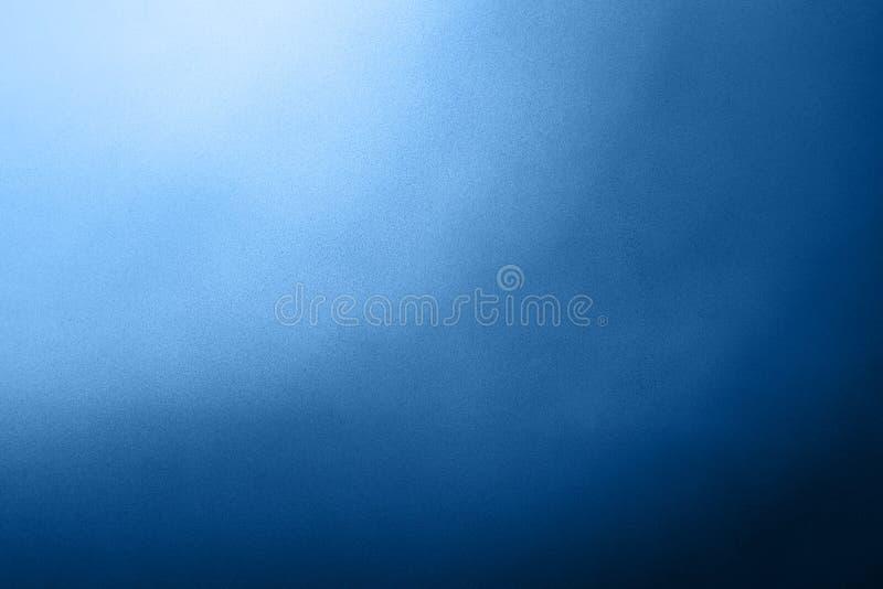 Αφηρημένο φόντο μπλε και λευκού χρώματος με θόρυβο στοκ φωτογραφίες