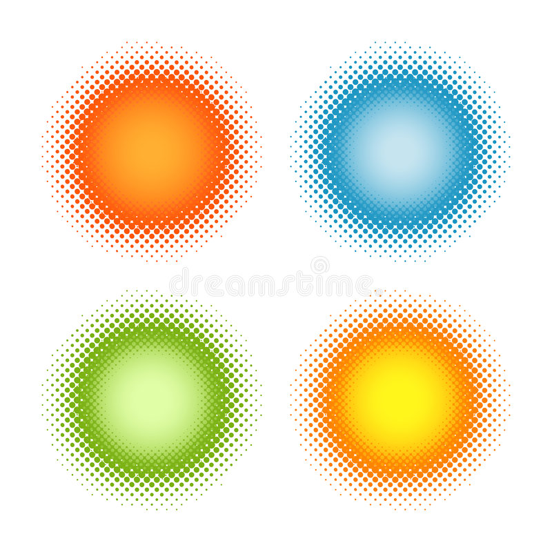 αφηρημένο χρωματισμένο ανα& απεικόνιση αποθεμάτων