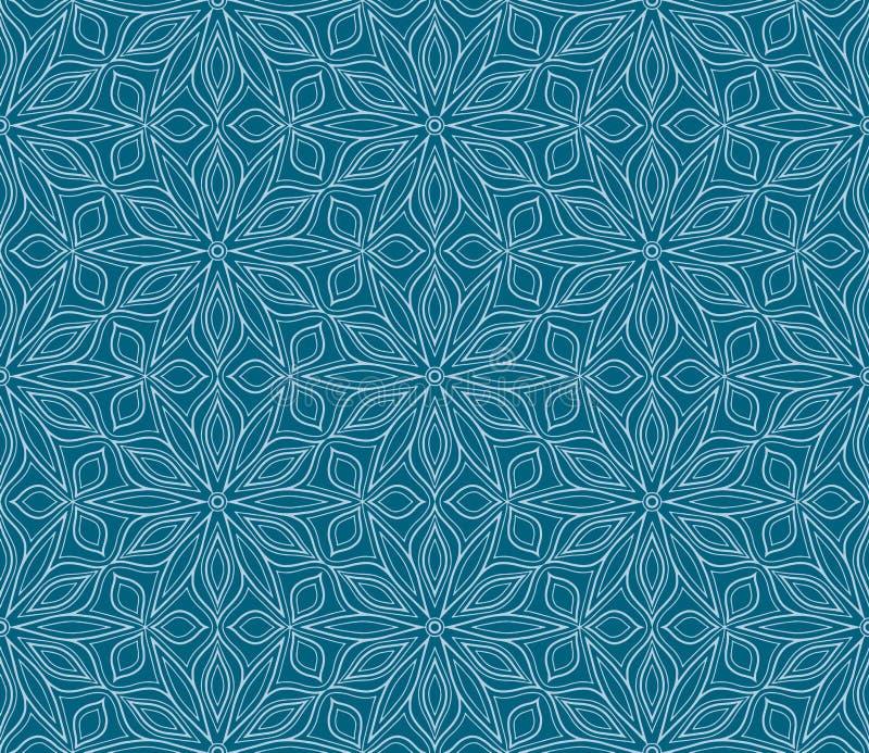 Αφηρημένο χρώμα σχεδίων doodle διανυσματική απεικόνιση