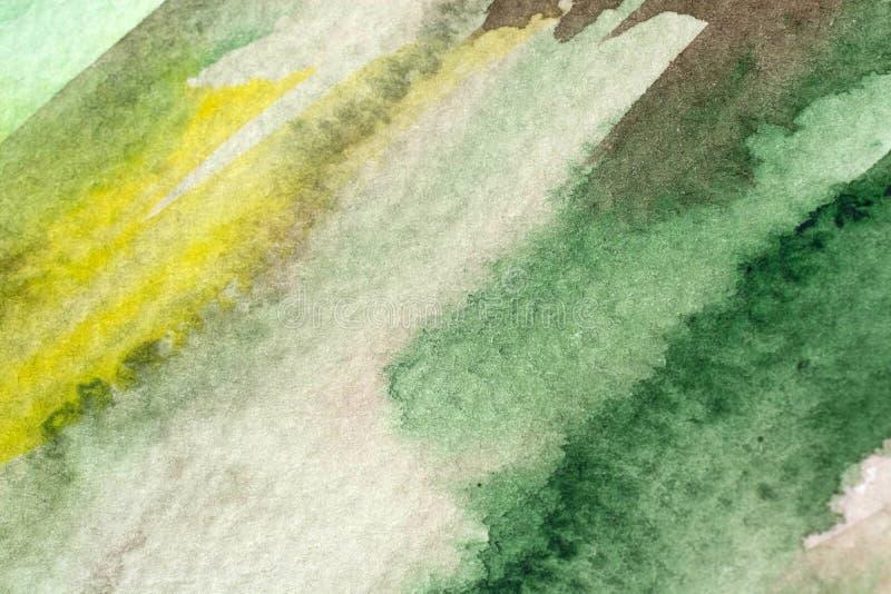 Αφηρημένο χρώμα τέχνης στοκ εικόνες