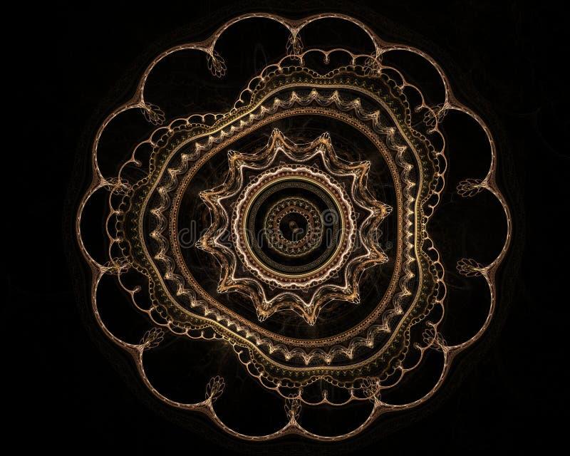 αφηρημένο όμορφο πρότυπο στοκ φωτογραφία με δικαίωμα ελεύθερης χρήσης