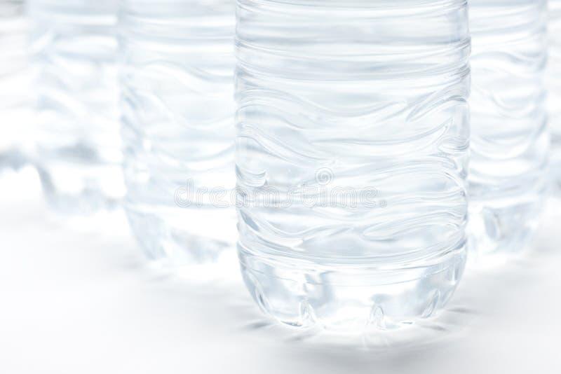 αφηρημένο ύδωρ μπουκαλιών στοκ φωτογραφίες