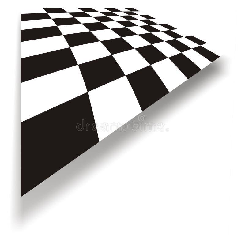 αφηρημένο checkerboard διανυσματική απεικόνιση