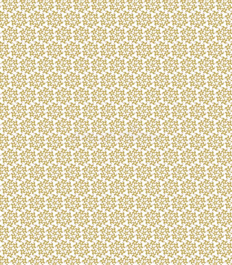 αφηρημένο floral πρότυπο άνευ ρα&p γεωμετρική διακόσμηση Γραφικό παλαιό σχέδιο ελεύθερη απεικόνιση δικαιώματος