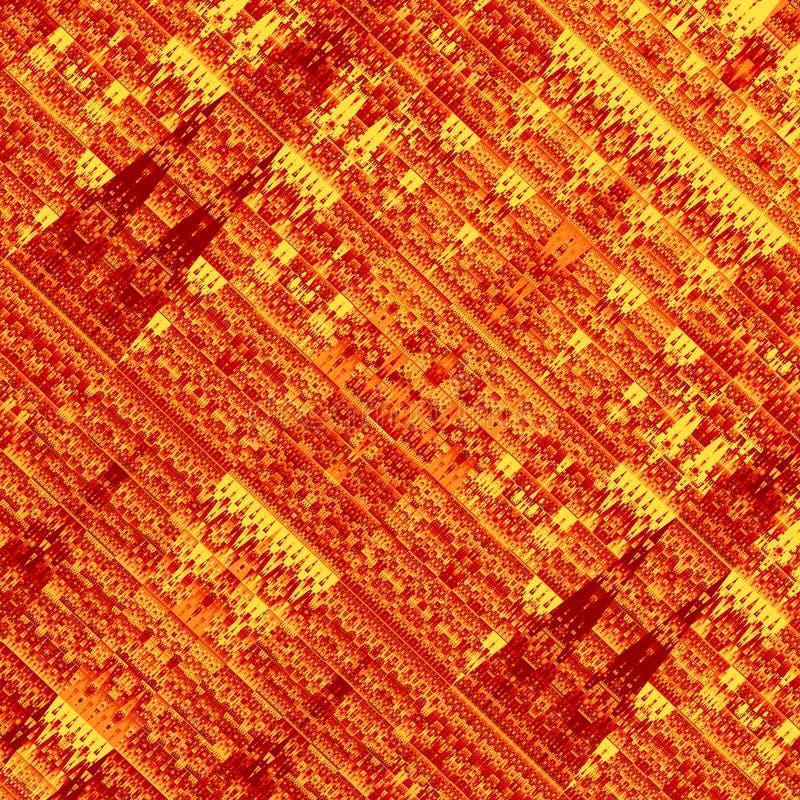 Αφηρημένο Fractal Grunge πιθανά προγράμματα Διαδικτύου ανασκόπησης τέχνης που χρησιμοποιούν Παλαιά επίδραση ύφους Psychedelic σύσ ελεύθερη απεικόνιση δικαιώματος