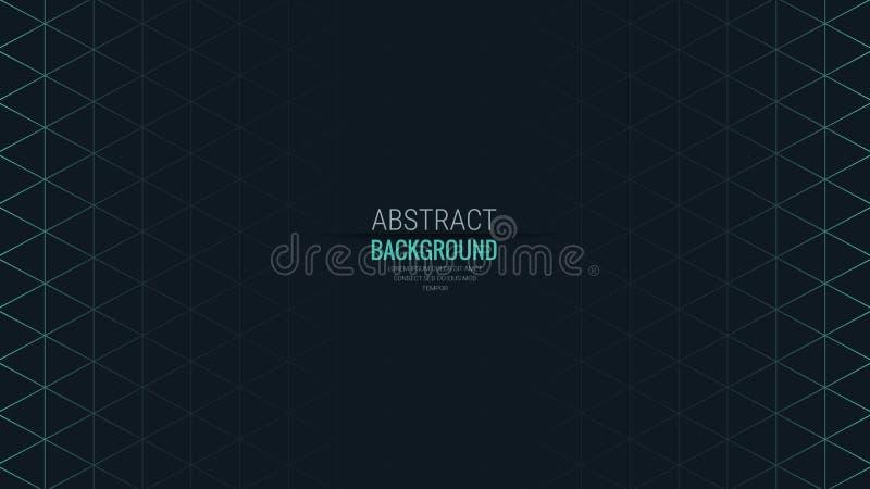 Download Αφηρημένο Isometric υπόβαθρο μορφής Διανυσματική απεικόνιση - εικονογραφία από έξυπνο, οριζόντιος: 62715347