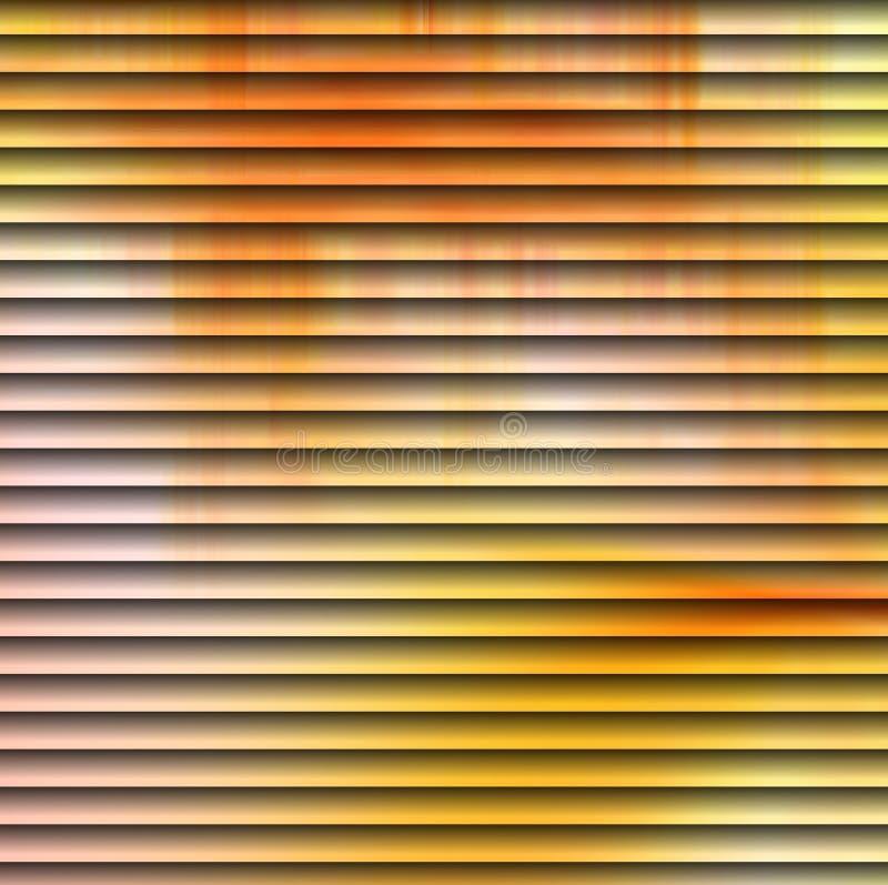 αφηρημένο louver διανυσματική απεικόνιση