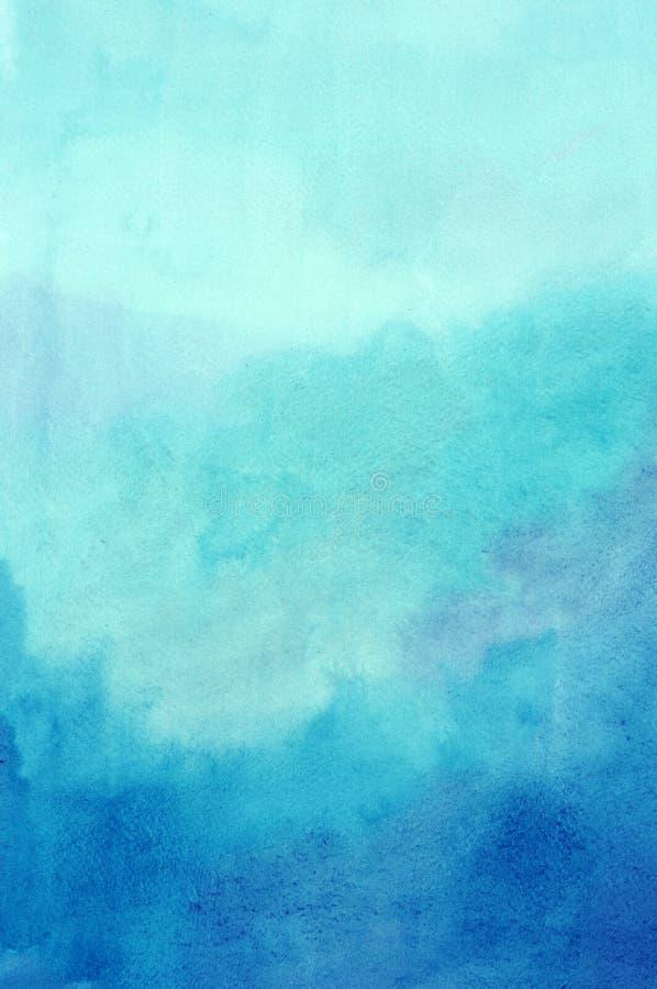 αφηρημένο watercolor ανασκόπησης στοκ φωτογραφία με δικαίωμα ελεύθερης χρήσης