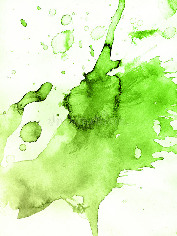 αφηρημένο watercolor ανασκόπησης απεικόνιση αποθεμάτων
