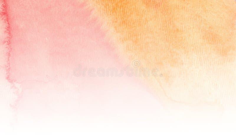 Αφηρημένο watercolor απεικόνιση αποθεμάτων