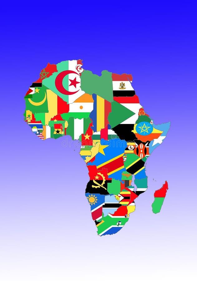 Αφρική απεικόνιση αποθεμάτων