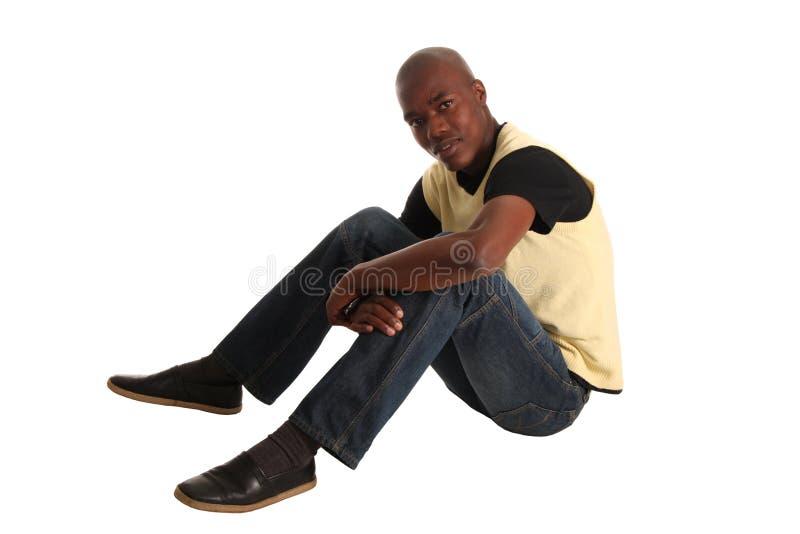 αφρικανικές νεολαίες α&ta στοκ φωτογραφίες