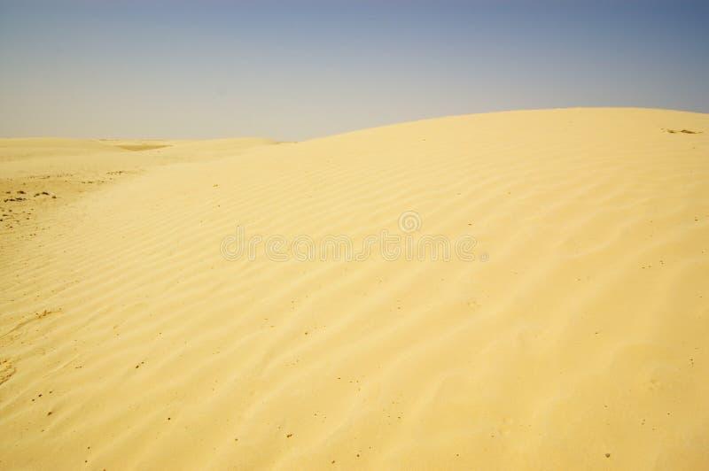 αφρικανική άμμος τοπίων ερή& στοκ φωτογραφία με δικαίωμα ελεύθερης χρήσης