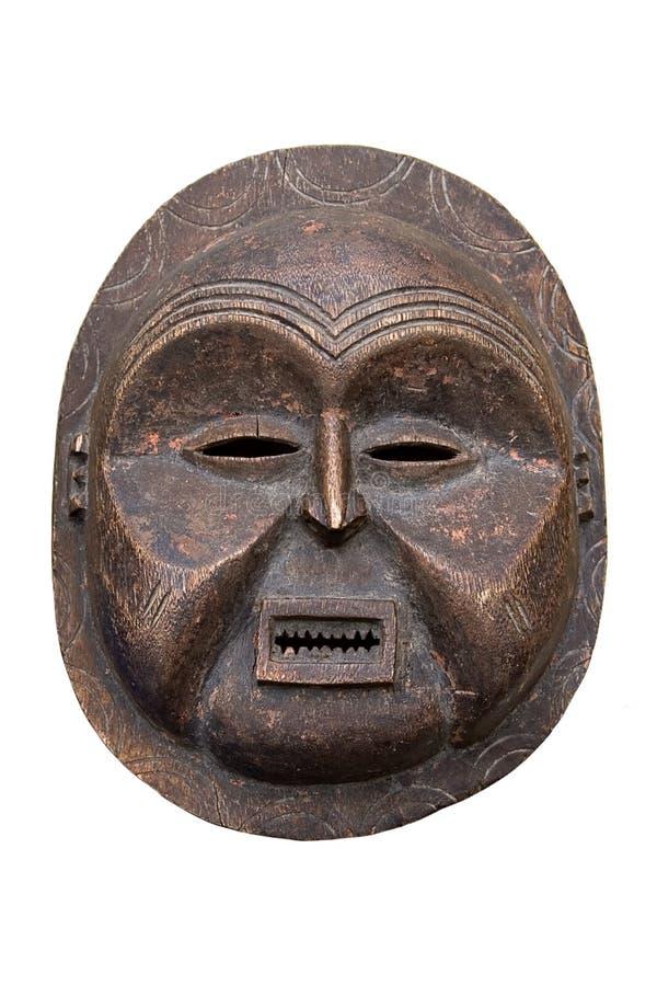 αφρικανική παλαιά μάσκα στοκ φωτογραφία με δικαίωμα ελεύθερης χρήσης