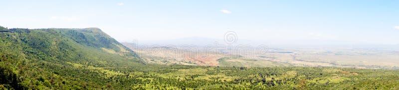 Αφρικανική ρωγμή, Κένυα στοκ εικόνα με δικαίωμα ελεύθερης χρήσης