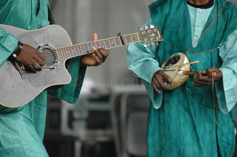 αφρικανικοί μουσικοί στοκ φωτογραφίες με δικαίωμα ελεύθερης χρήσης