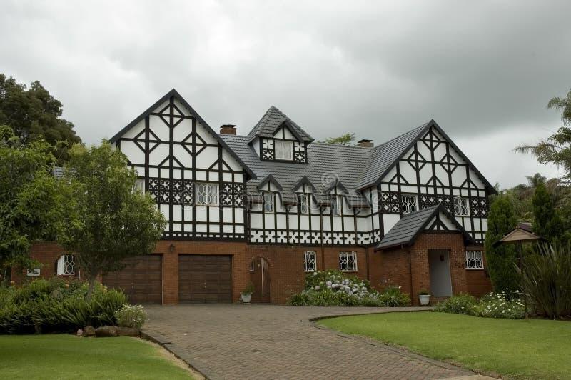 αφρικανικός νότος guesthouse στοκ εικόνα με δικαίωμα ελεύθερης χρήσης