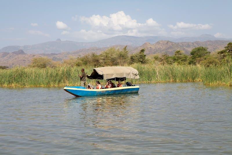 Αφρικανικός τουρισμός στοκ εικόνα με δικαίωμα ελεύθερης χρήσης