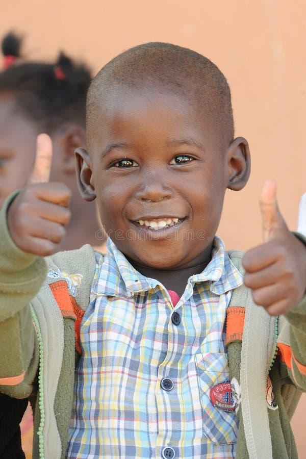 αφρικανικό σχολείο παιδ& στοκ εικόνες με δικαίωμα ελεύθερης χρήσης