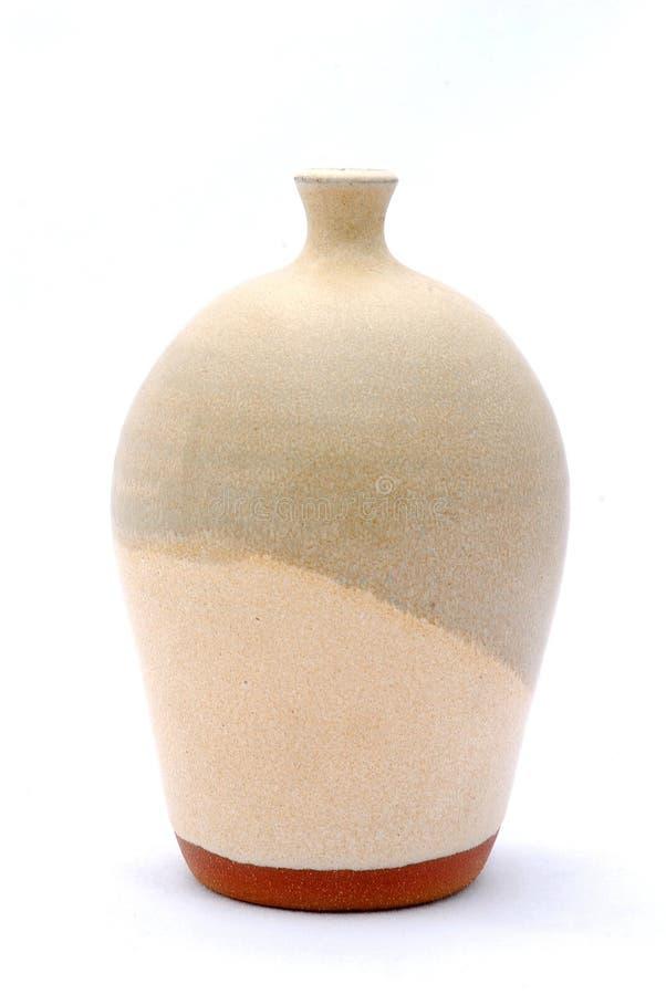 αφρικανικό vase στοκ εικόνες