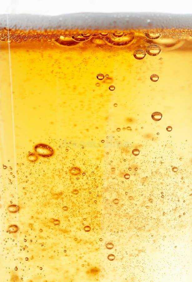 αφρός μπύρας μικρός στοκ εικόνα με δικαίωμα ελεύθερης χρήσης