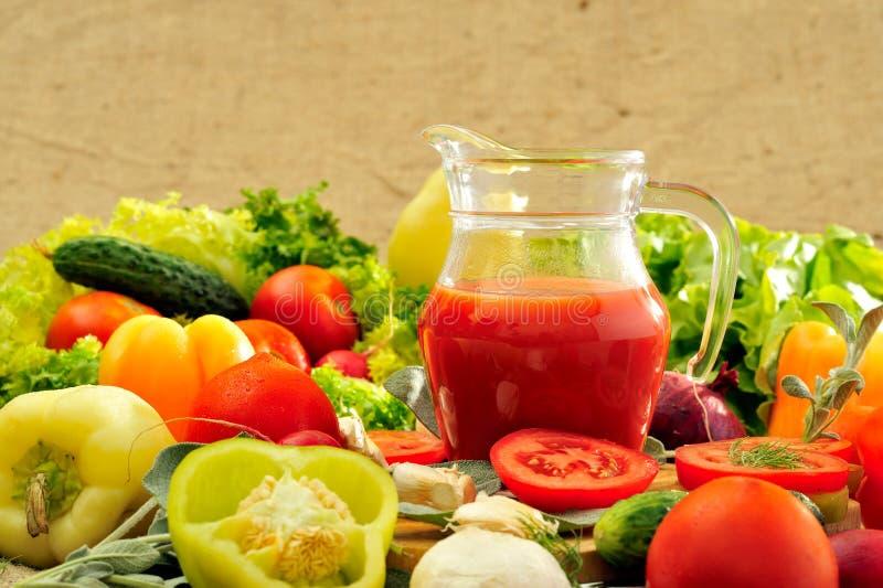 λαχανικά προϊόντων φρέσκιας αγοράς γεωργίας στοκ φωτογραφία