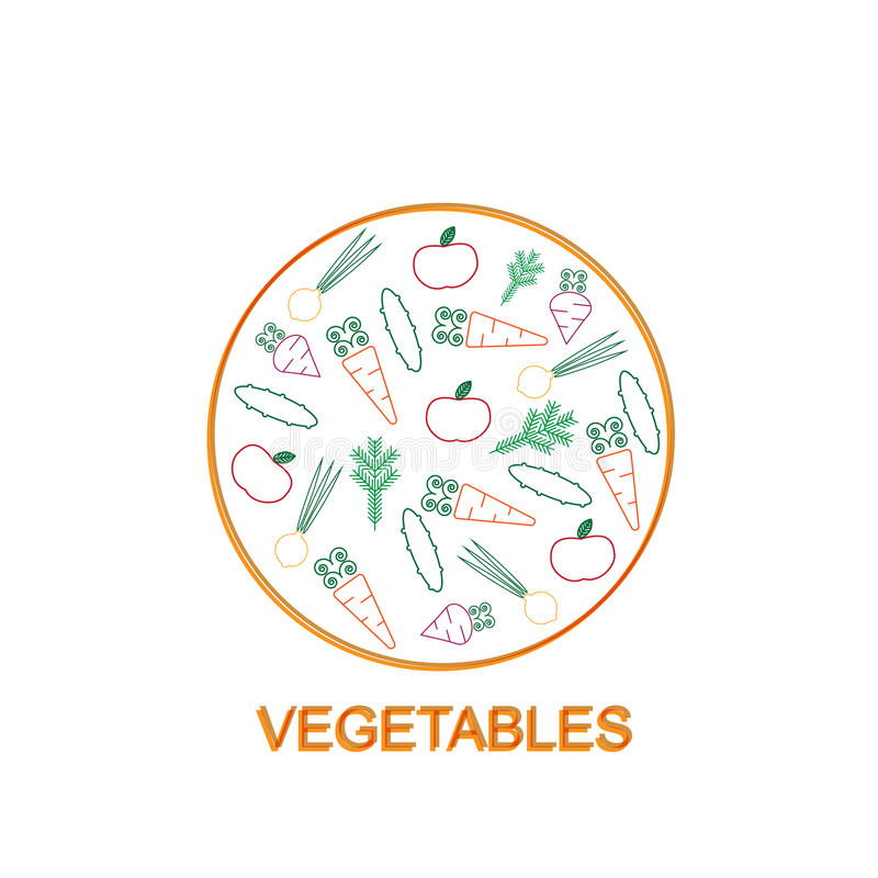 λαχανικά προϊόντων φρέσκιας αγοράς γεωργίας στοκ φωτογραφία με δικαίωμα ελεύθερης χρήσης
