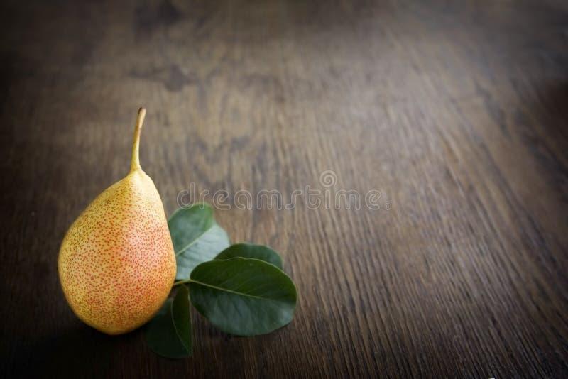 Αχλάδι στοκ φωτογραφία