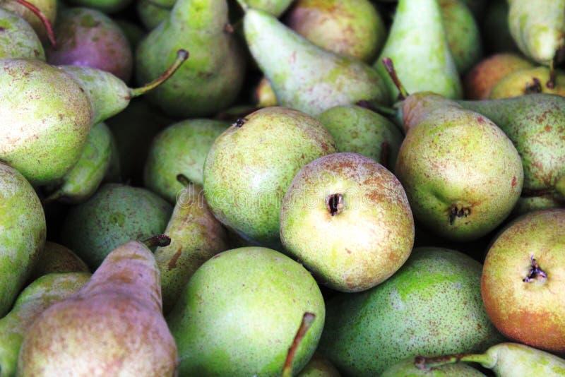 Αχλάδια σε Steinsel Λουξεμβούργο στοκ φωτογραφίες