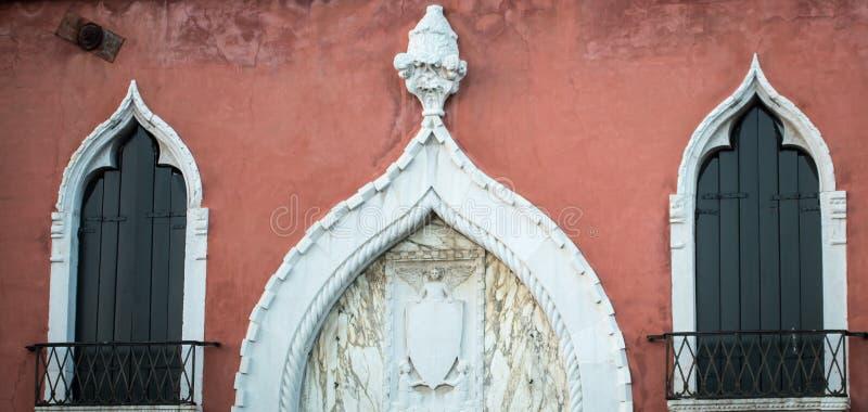 Αψίδα Βενετία στοκ φωτογραφία
