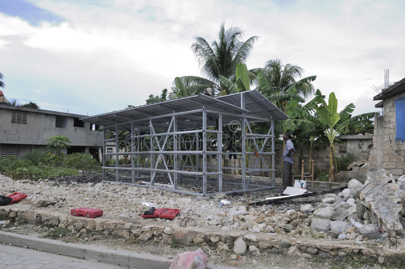 Αϊτή. στοκ φωτογραφίες