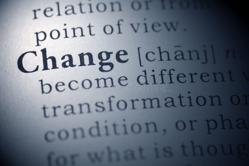 Αλλαγή