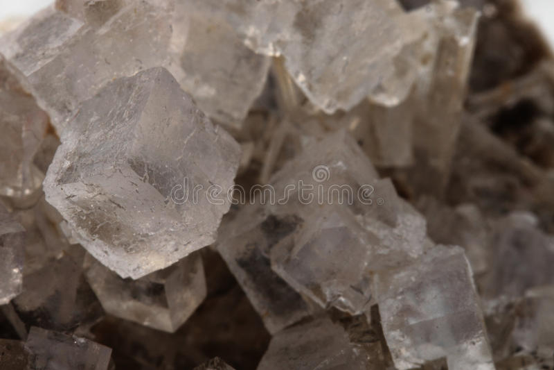 Αλατισμένο κρύσταλλο (κύβοι) στοκ φωτογραφία με δικαίωμα ελεύθερης χρήσης