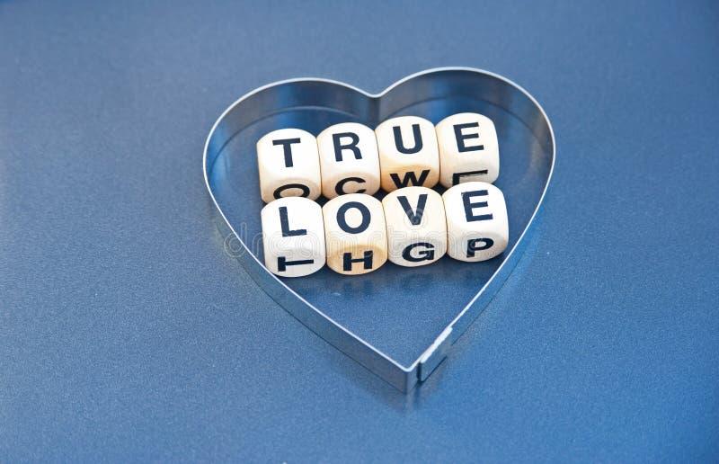 Αληθινή αγάπη στοκ εικόνα με δικαίωμα ελεύθερης χρήσης