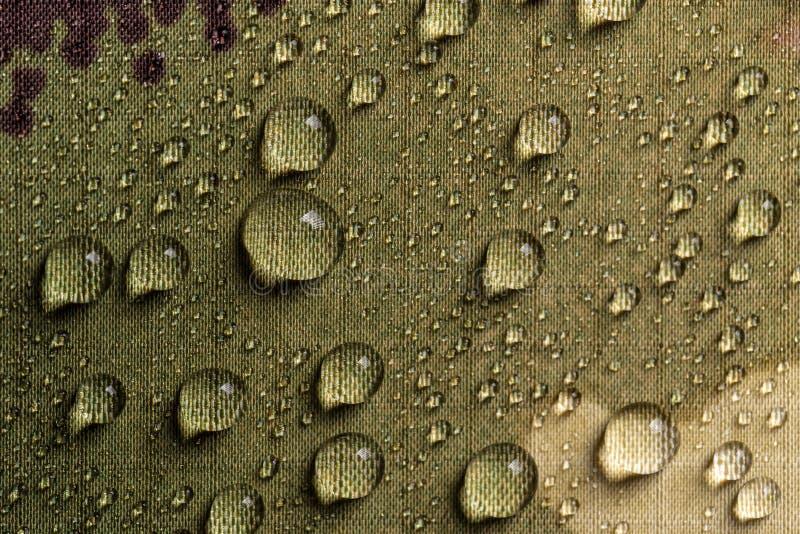 Αδιάβροχο κλωστοϋφαντουργικό προϊόν κάλυψης στοκ φωτογραφία με δικαίωμα ελεύθερης χρήσης